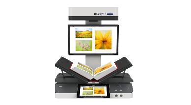 Tổng quan về tính năng của máy quét Bookeye® 4V3