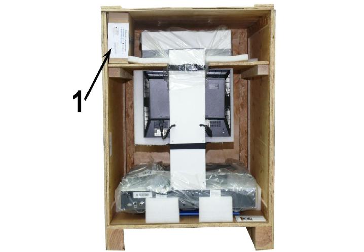 Mở thùng máy quét Bookeye® 4V2