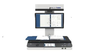 Tổng quan về tính năng của máy quét Bookeye® 4V2