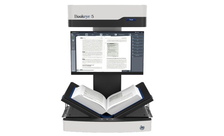 Hướng dẫn lắp đặt máy scan Bookeye4(5)