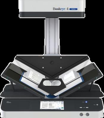 Máy scan Bookeye BE4-V2 Pro_Archive _ Khổ A2
