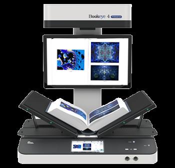 Máy scan Bookeye BE4-V2 Professional_Khổ A2