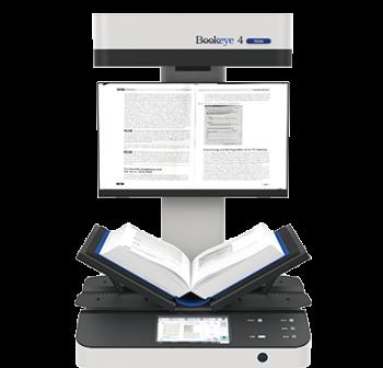 Máy scan Bookeye®4 V3 (KIOSK - PRO)  Khổ A3 Model: BE4-BDLK1-V3