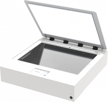 Máy quét 3D, Film XQ, Vật thể, màu, Khổ A2, Model WT25-650-BDL