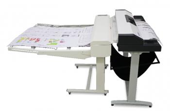 Chân máy Scan khổ A0 Model_WT-STAND-ROLL4