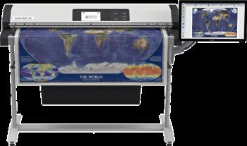 Máy Scan ảnh màu, khổ A0 1220mm_Model WT48-600BDL