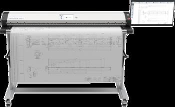 Máy Scan A0(1220), màu WideTEK_Model WT48CL-600