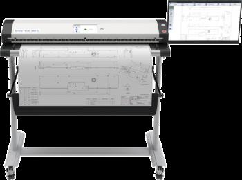 Máy Scan A0 (915mm), màu WideTEK_Model WT36CL-600
