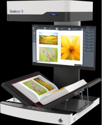 Máy scan Bookeye®5 V3 Professional  Khổ A3 Model BE5-V3 Pro