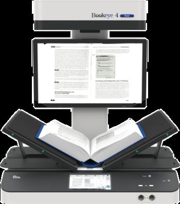 Máy scan Bookeye®4 V2 BASIC _ Khổ A2