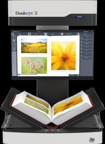 Máy scan Bookeye®5 V3 BASIC Khổ A3 Model BE5-V3 BASIC